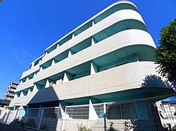 埼玉県さいたま市浦和区針ヶ谷3丁目の賃貸マンションの外観