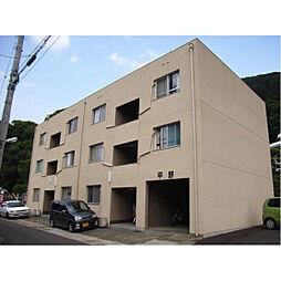 平野マンション[101号室]の外観