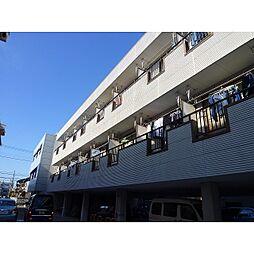 静岡県沼津市柳町の賃貸アパートの外観