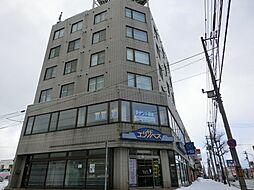 七番街ビル[301号室号室]の外観