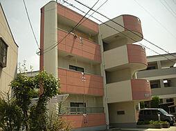 CREST−5[2階]の外観