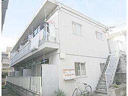 高松町コーポ[1階]の外観