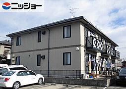 タウンハウス[2階]の外観
