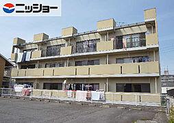 クレール横井[3階]の外観