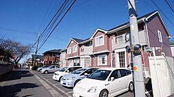 千葉県千葉市花見川区千種町の賃貸アパートの外観