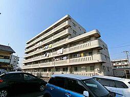 秋山マンション[4階]の外観