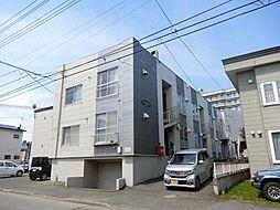 シンフォニックガーデン東札幌2[6号室]の外観