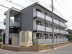 千葉県松戸市八ヶ崎6丁目の賃貸マンションの外観