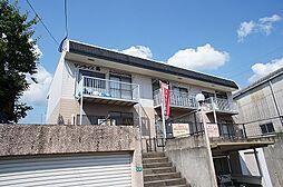 福岡県糟屋郡宇美町障子岳南1の賃貸アパートの外観