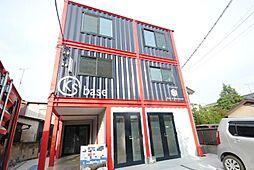 埼玉県越谷市越ケ谷2丁目の賃貸マンションの外観