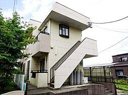 千葉県佐倉市江原台2丁目の賃貸マンションの外観