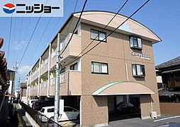 シャトレー松阪[2階]の外観
