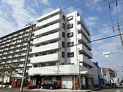大阪府河内長野市南花台3丁目の賃貸マンションの外観