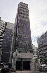 大阪府大阪市中央区高麗橋1丁目の賃貸マンションの外観