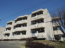 福岡県北九州市八幡西区藤原1丁目の賃貸マンションの外観