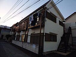 コーポ藤野[2階]の外観
