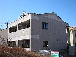 オータムコート藤[2階]の外観