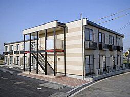 香川県丸亀市土器町西4丁目の賃貸アパートの外観