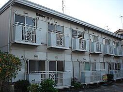 船本ハイツC棟[1階]の外観