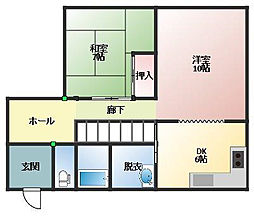 [一戸建] 千葉県市原市瀬又 の賃貸【/】の間取り