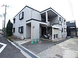 兵庫県神戸市垂水区霞ケ丘3丁目の賃貸アパートの外観