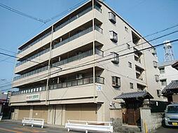 大阪府高槻市栄町1丁目の賃貸マンションの外観