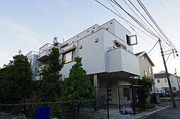 東京都国分寺市光町3丁目の賃貸マンションの外観