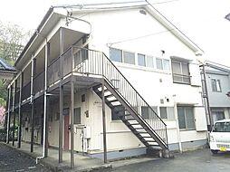 田倉荘[2階]の外観