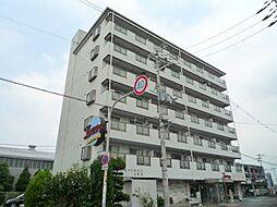 大阪府東大阪市稲田上町2丁目の賃貸マンションの外観