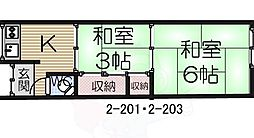 諏訪ノ森駅 2.0万円
