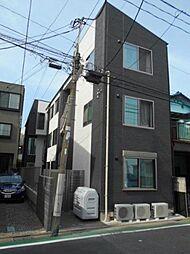 東京都葛飾区金町4の賃貸アパートの外観