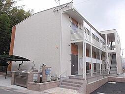 埼玉県さいたま市緑区大門の賃貸アパートの外観