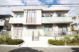 大阪府豊中市末広町1丁目の賃貸アパートの外観