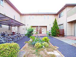 埼玉県朝霞市大字上内間木の賃貸アパートの外観
