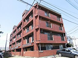 第三関東マンション[3階]の外観