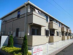 愛知県高浜市神明町2丁目の賃貸アパートの外観