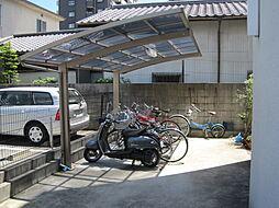 YS Aguri[2階]の外観