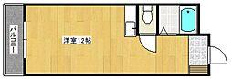 井ノ口ビル[1階]の間取り