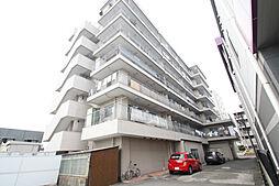 愛知県名古屋市守山区四軒家2丁目の賃貸マンションの外観