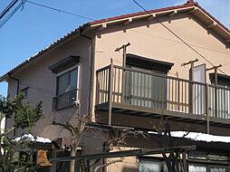 千葉県市川市新田4丁目の賃貸アパートの外観