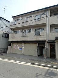 京都府京都市北区上賀茂土門町の賃貸マンションの外観