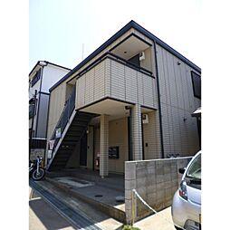 兵庫県神戸市兵庫区上祇園町の賃貸アパートの外観