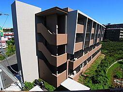 プランドールサクラ[4階]の外観