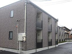 愛知県東海市富貴ノ台1丁目の賃貸アパートの外観
