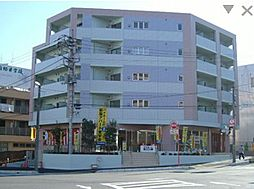 埼玉県入間市向陽台1丁目の賃貸マンションの外観