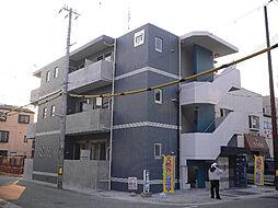 兵庫県神戸市長田区御蔵通6丁目の賃貸マンションの外観