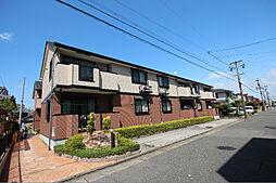 愛知県名古屋市中川区昭明町3丁目の賃貸アパートの外観