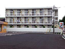 東京都青梅市野上町2丁目の賃貸マンションの外観