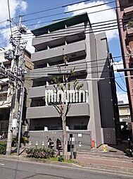 AKATSUKIII[2階]の外観