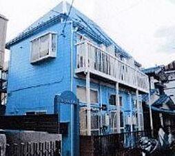 ジュネス久米川[1階]の外観